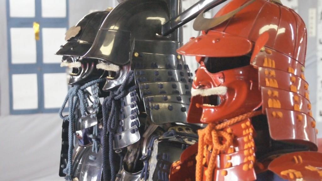 Iga Ueno Castle - armor