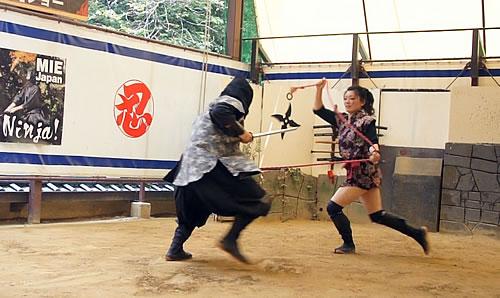 Ninja - Iga - Japan